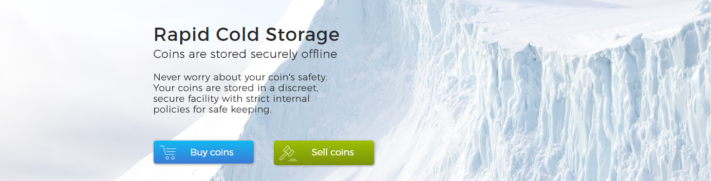 Rapid Cold Storage