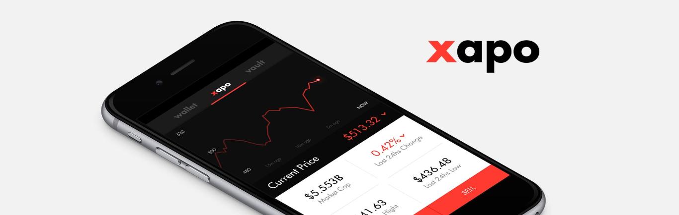 Xapo mobile app