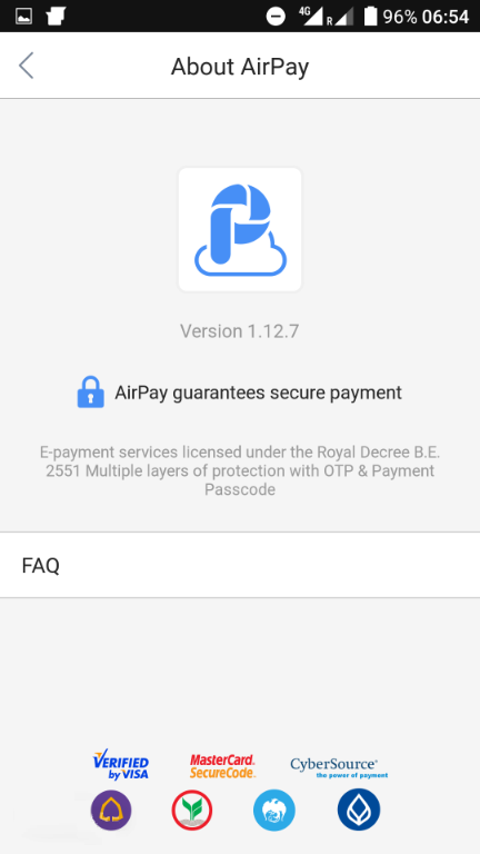 AirPay secure