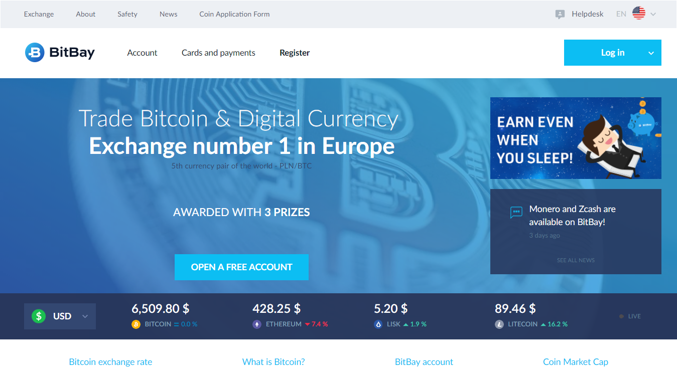 netherlands cryptocurrency exchange