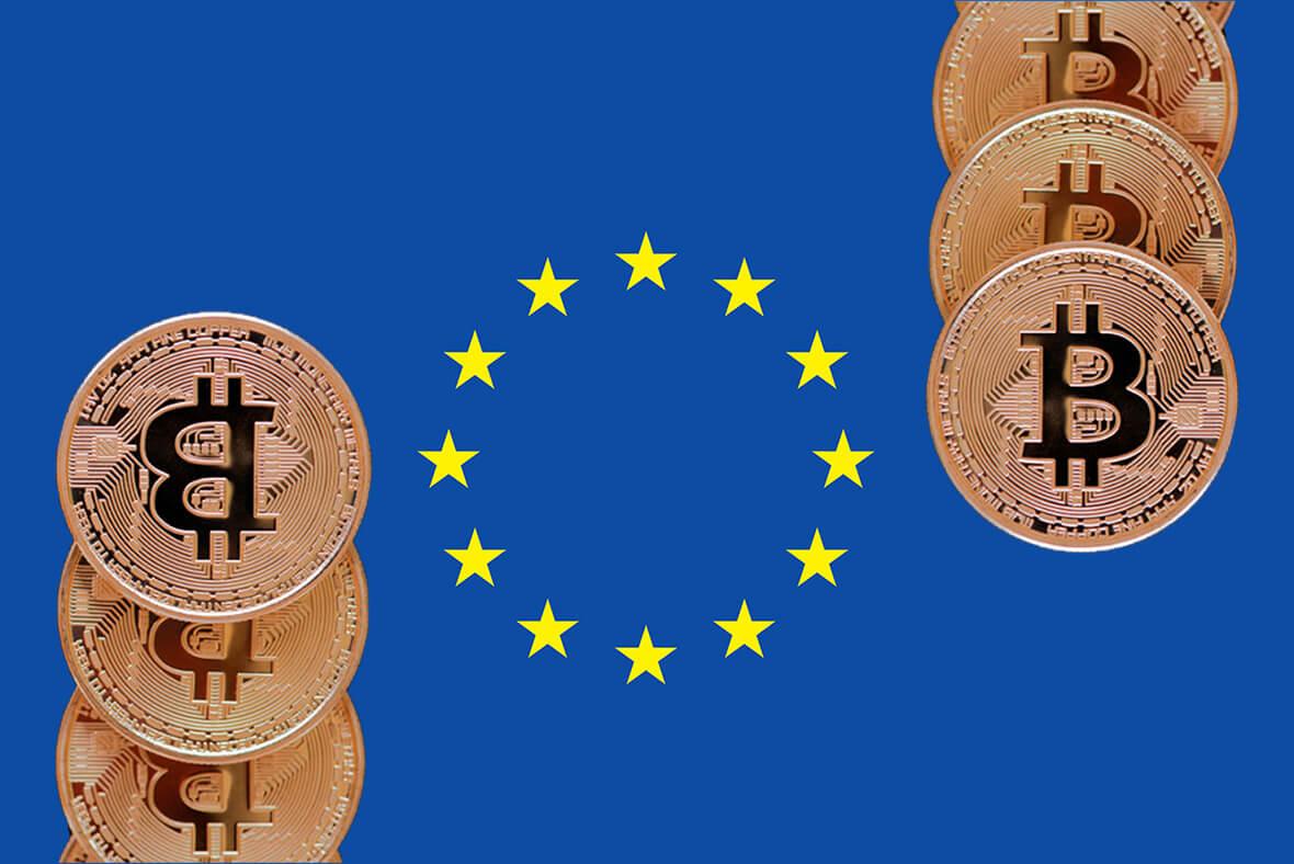 Bitcoin mining in Europe