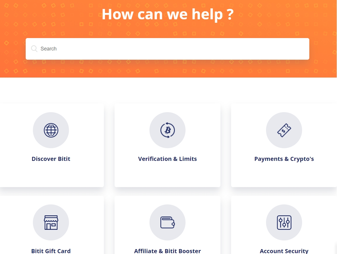 Bitit users help center