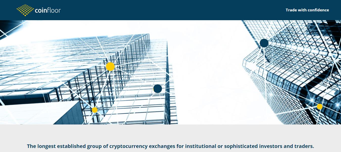 Coinfloor exchange