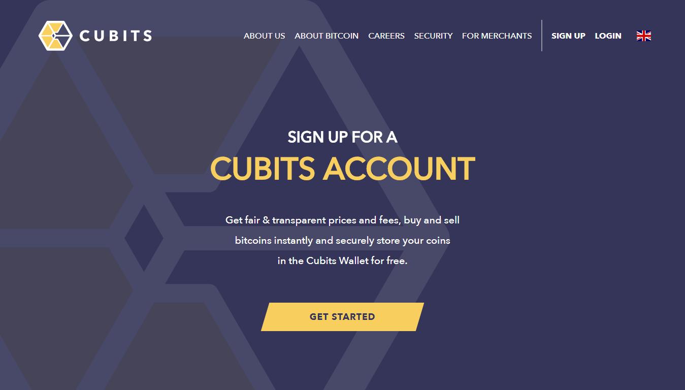 Cubits all-inclusive platform