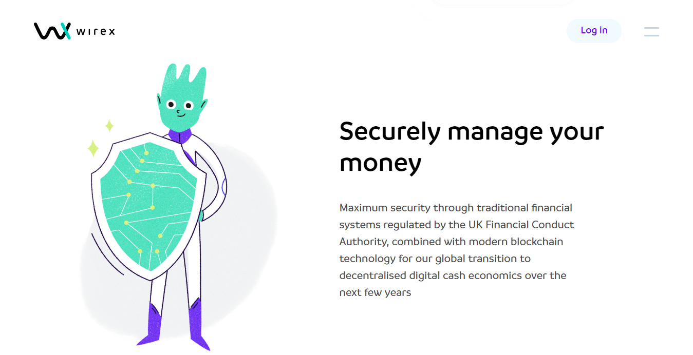 Financial security Wirex