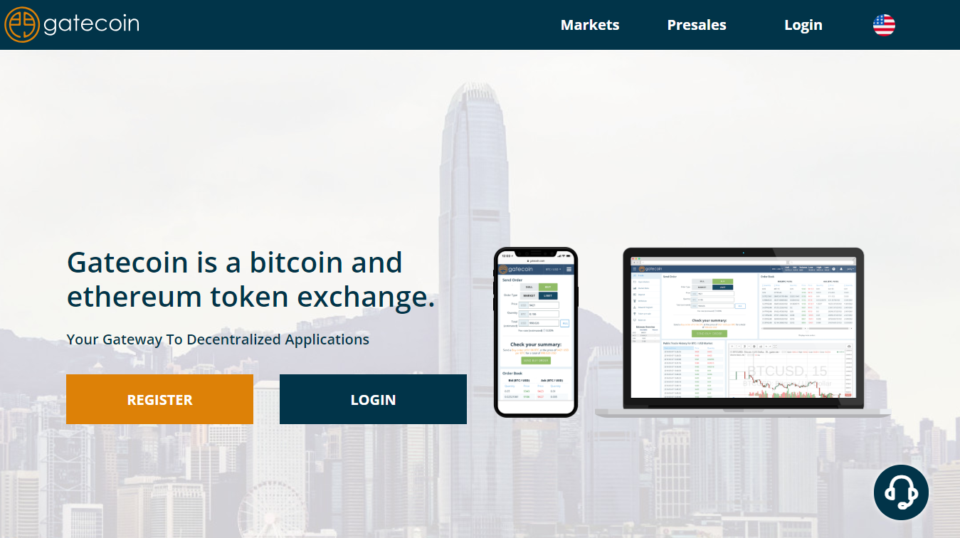 Gatecoin bitcoin and Ethereum exchange