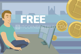 How to get free bitcoins online
