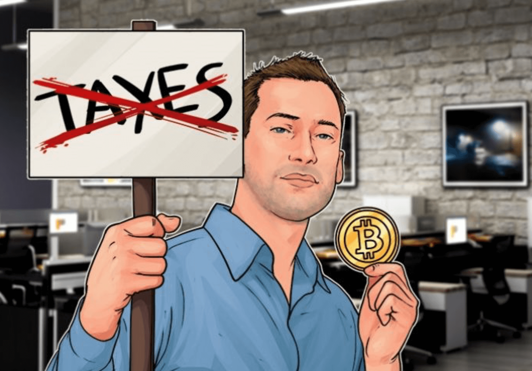 Mining and taxes