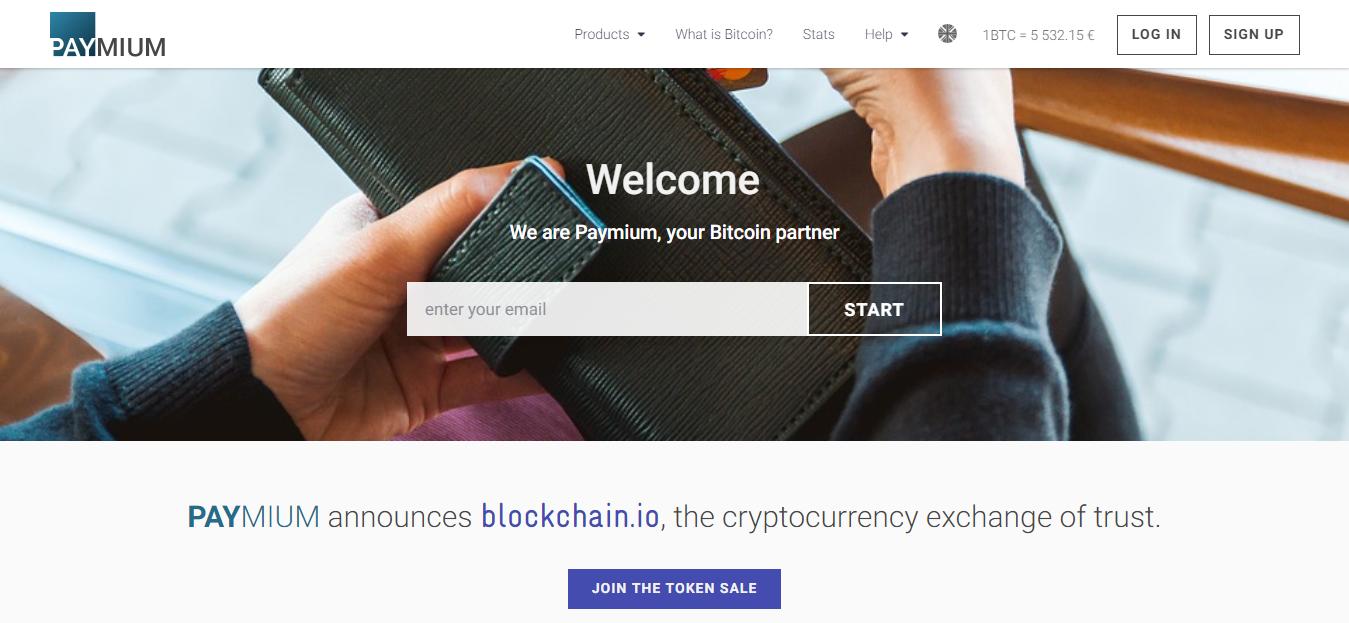 Paymium exchange