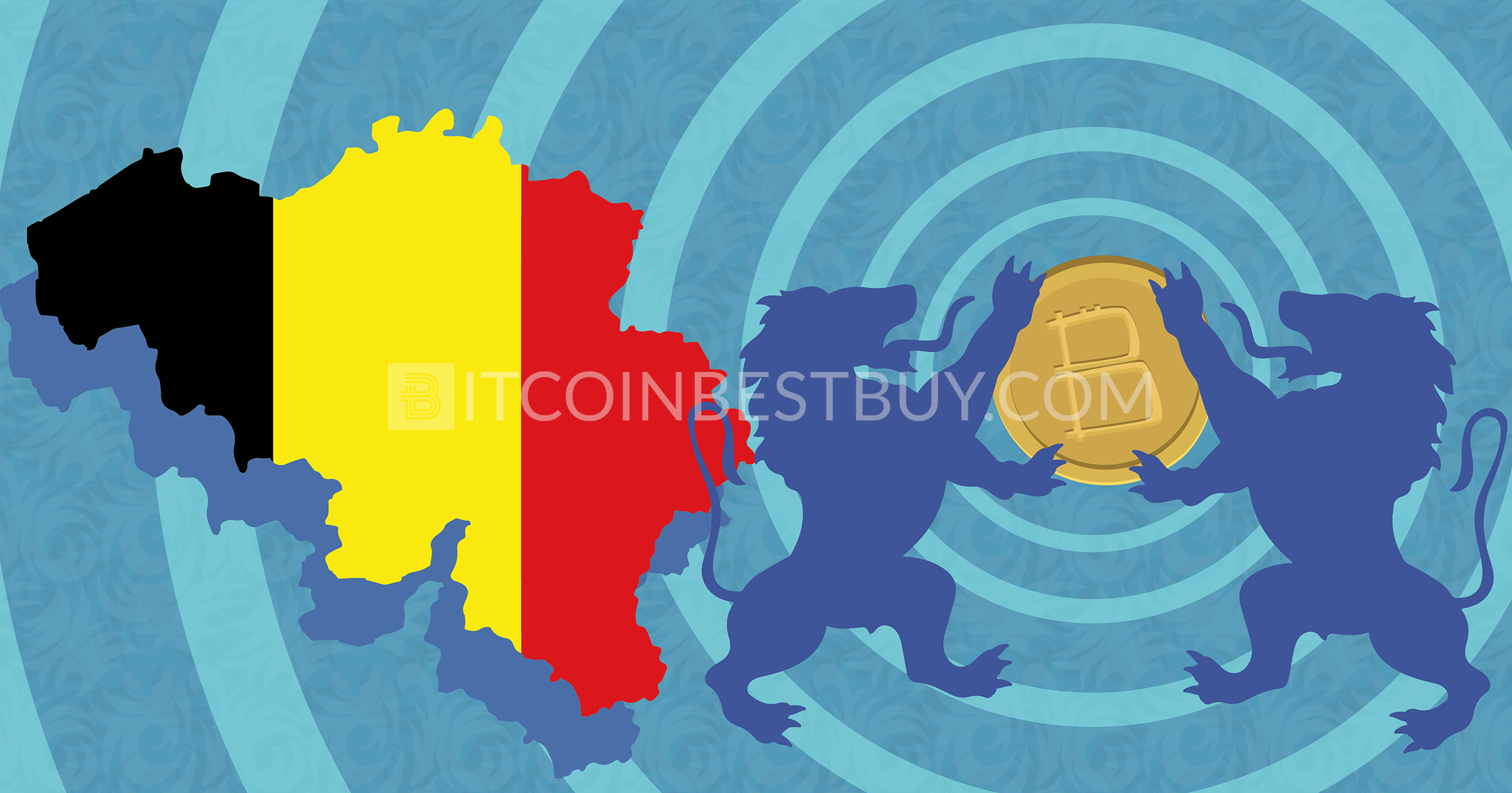 Where to buy bitcoin in Belgium