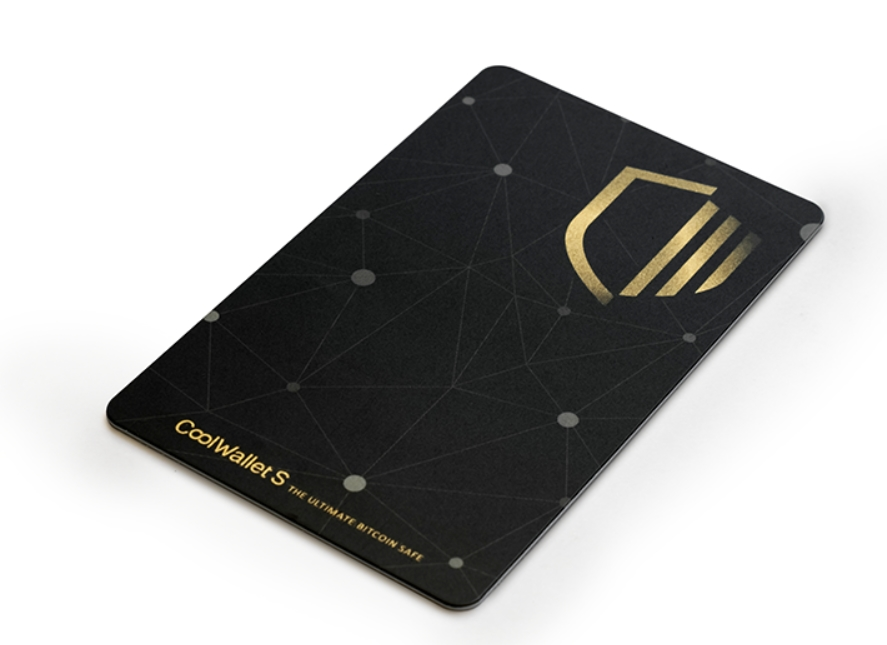 CoolWallet S product design