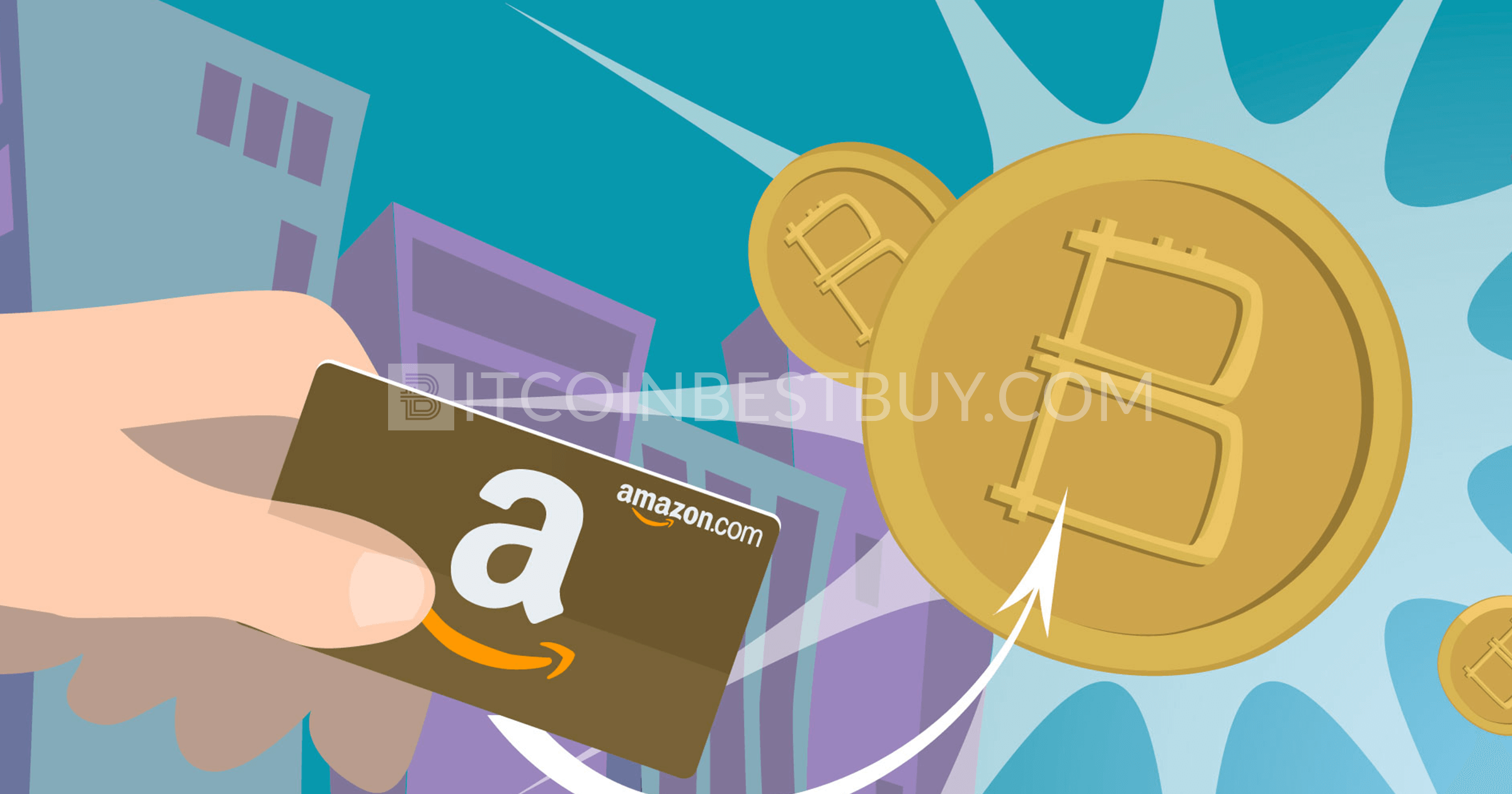 buy amazon gift card with bitcoins