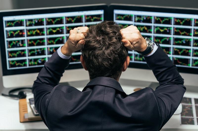Losing money on digital exchange