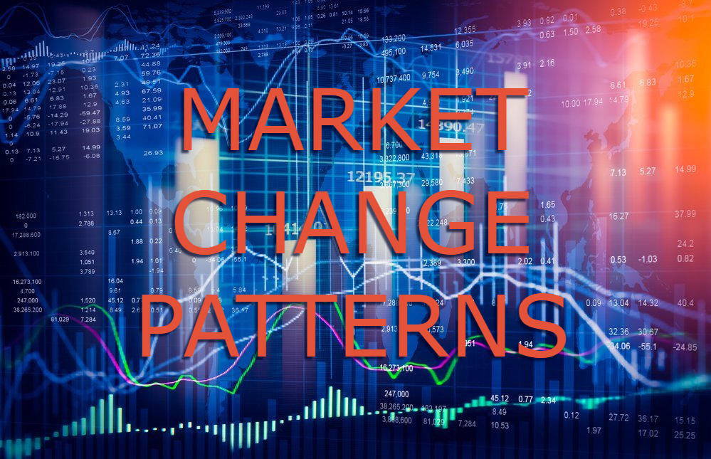 Market change patterns