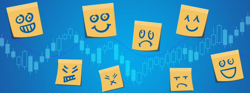 Trading based on emotions