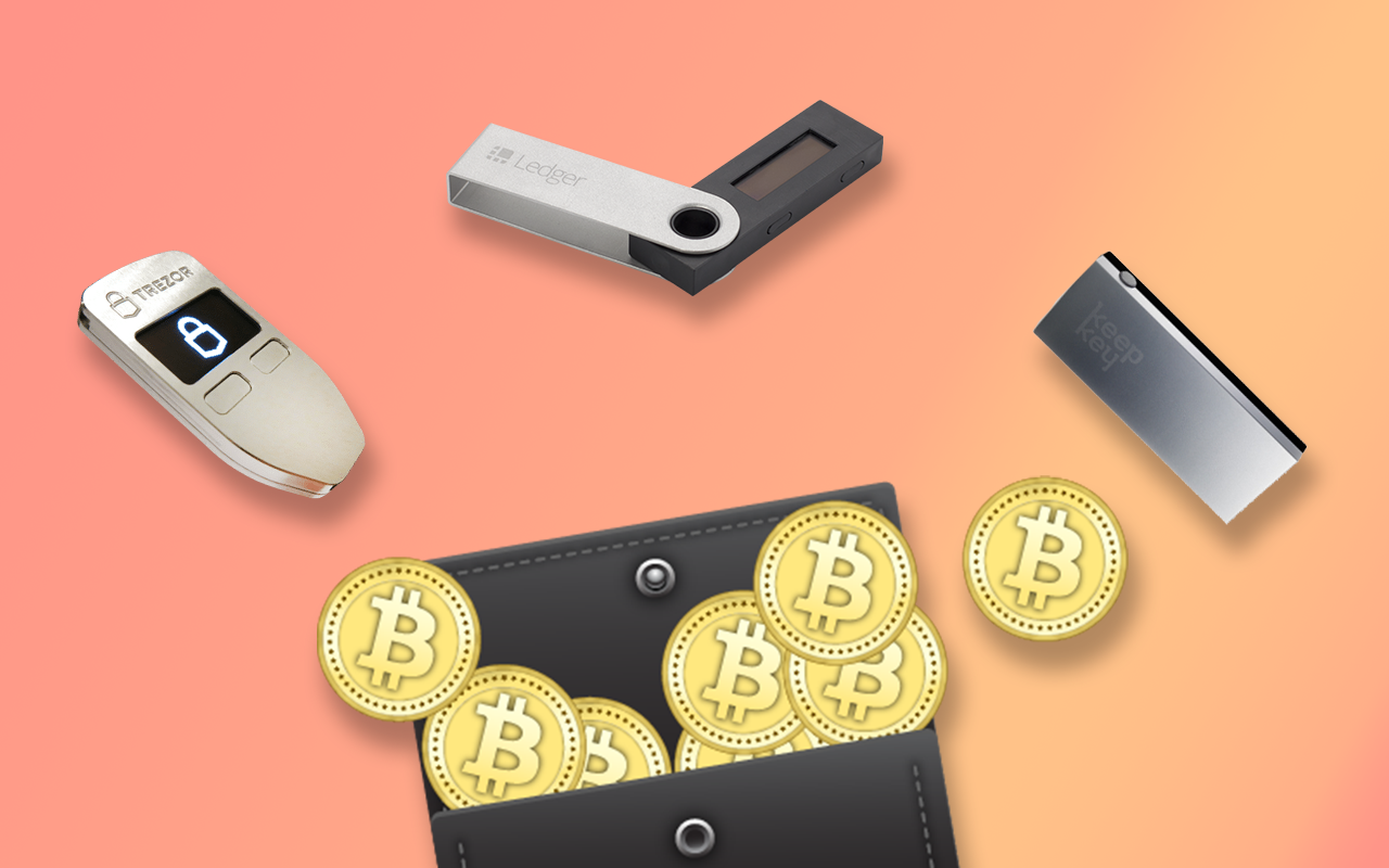 Best hardware BTC wallet